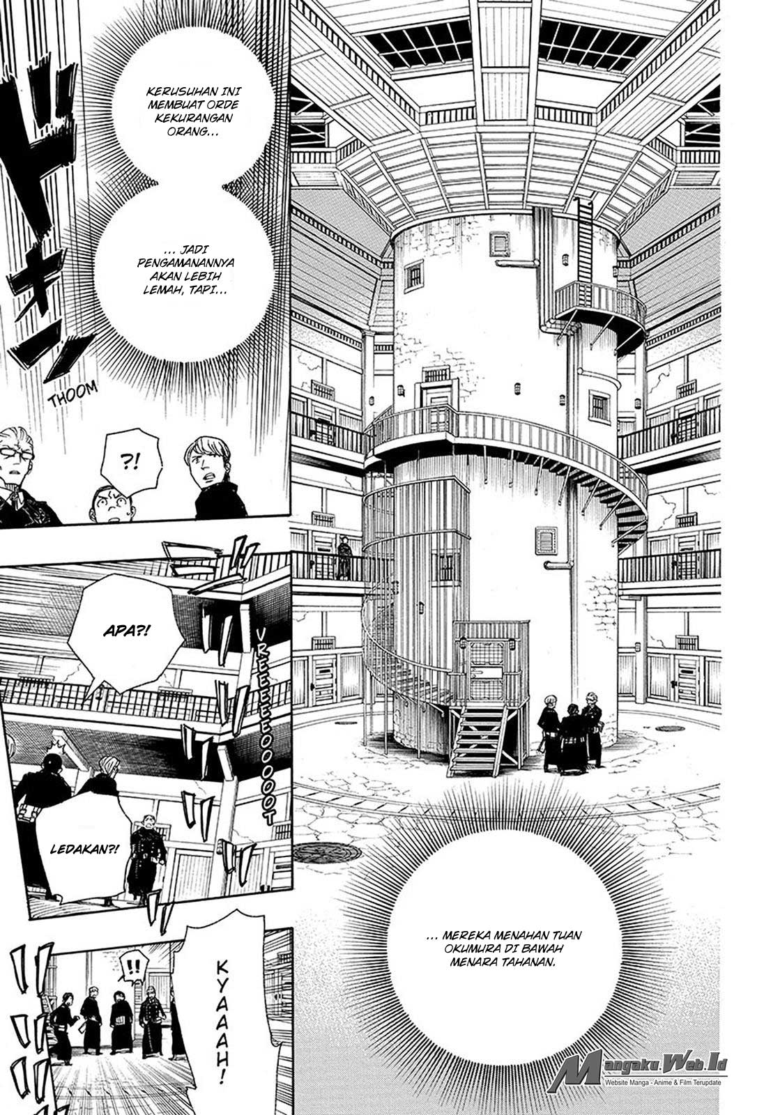Ao no Exorcist Chapter 95-30