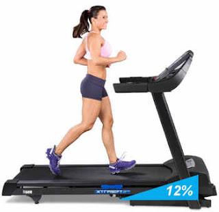 XTERRA Fitness TR600 Incline