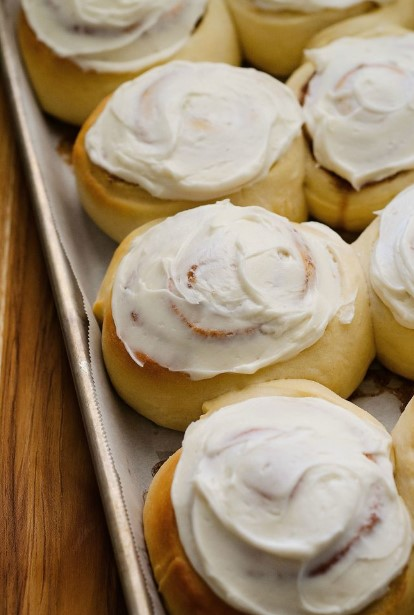 PERFECT CINNAMON ROLLS RECIPE