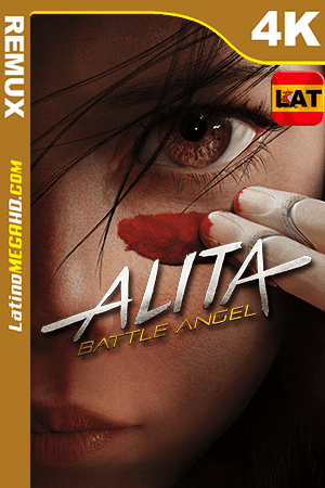 Battle Angel: La Última Guerrera (2019) Latino HDR Ultra HD BDRemux 2160P - 2019