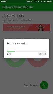 Network Speed Booster Aplikasi Android Ini Dapat Mempercepat Koneksi