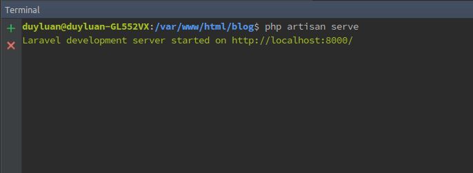 Hướng dẫn cài đặt Laravel 5 trên Ubuntu 16.04, 15.10, 14.04, 12.04 & LinuxMint