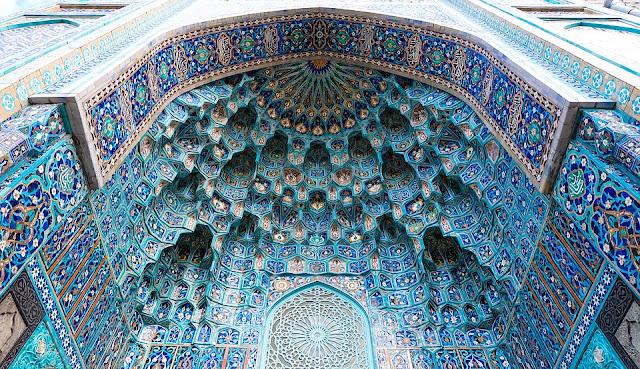 Masjid Biru St Petersburg Rusia