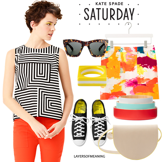 Kate Spade Saturday Collection
