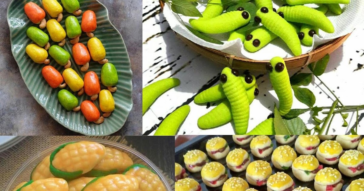 5 Resep Kue Lebaran Unik Dan Menarik Terbaru 2019 Racikanbumbu Com