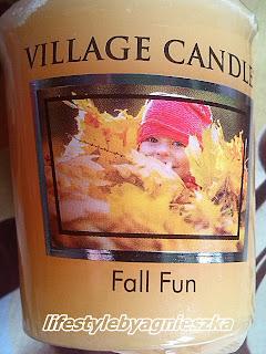 Zapach jesiennych liści