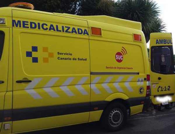 Un hombre muere en Telde al quedar atrapado en una máquina agrícola