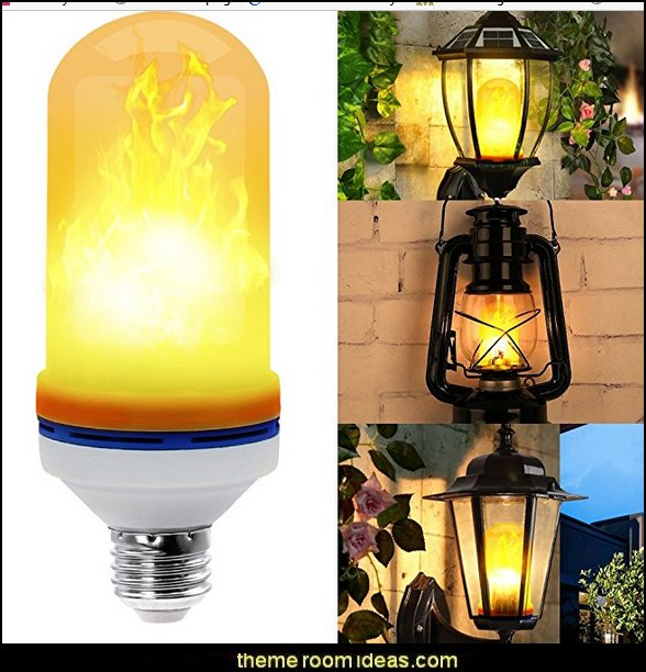 LED Flame Light novelty gifts - unique gifts - fun gifts - unusual gifts - novelty lighting - unique furniture - fun decorations - uncommon furniture - novelty furniture - online home furnishing shopping
