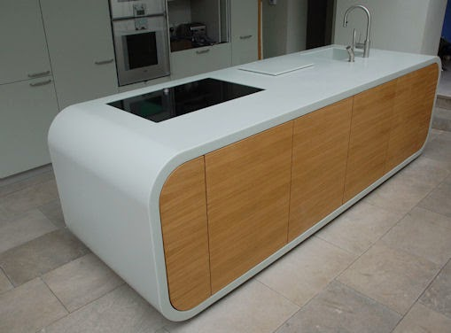 Dupont Corian Solid Surface Countertops