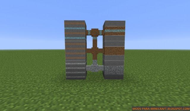 Imagen 1 - Hydraulicraft Mod para Minecraft 1.7.10/1.8.9