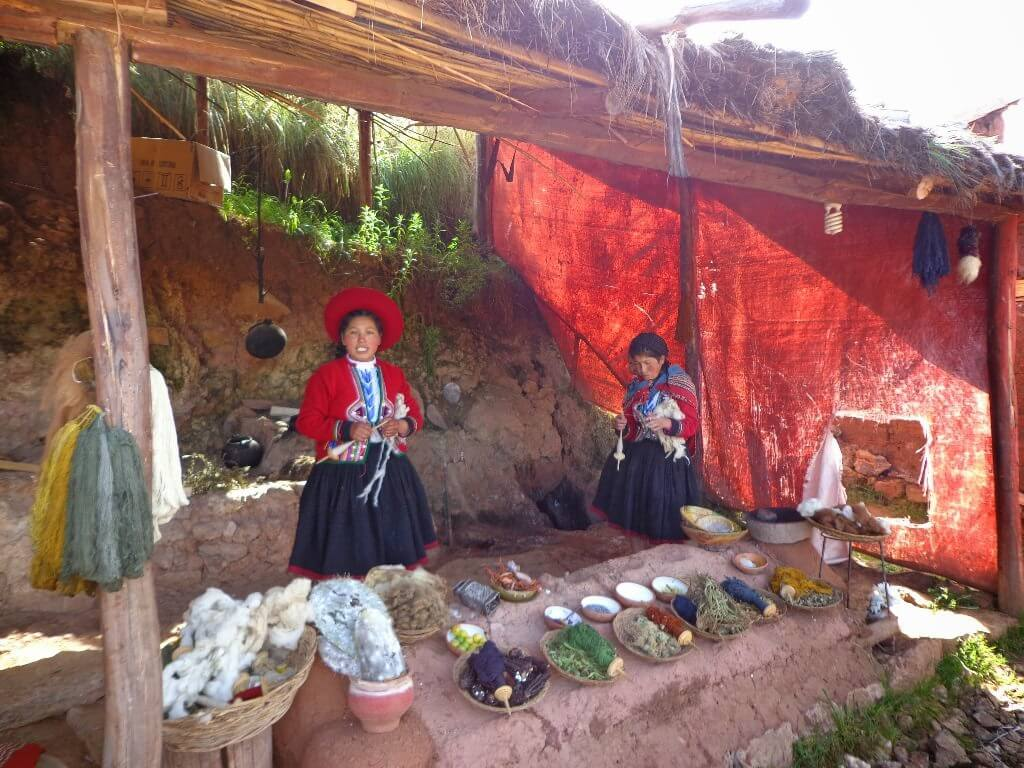 Chinchero no Peru