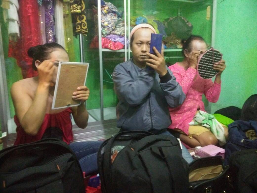 Waria Malang Jawa Timur