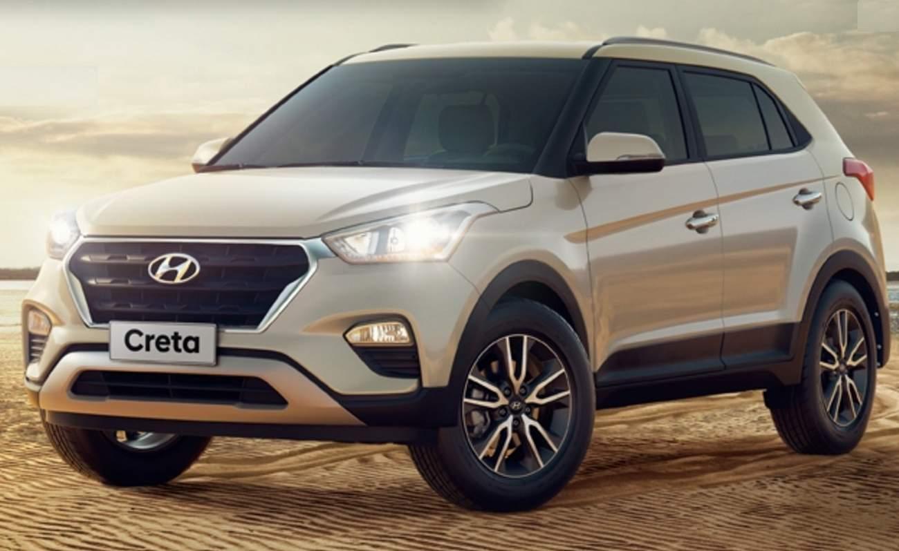 Hyundai Creta Pre 231 Os Estimados R 70 Mil E R 95 Mil