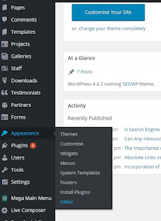 wordpress admin bar hide