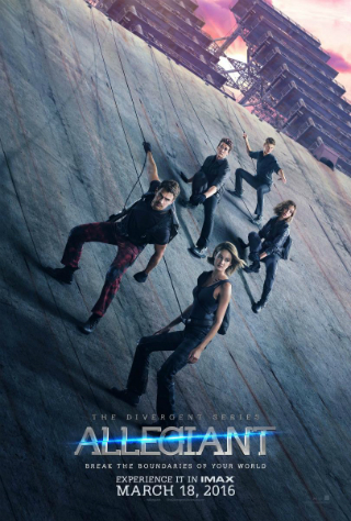 The Divergent Series: Allegiant [2016] [DVDR] [NTSC] [Custom HD] [Latino]