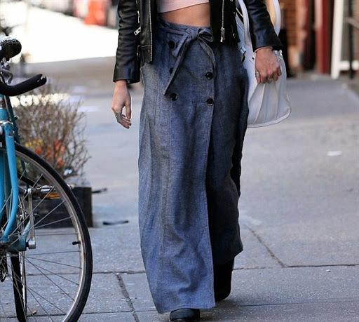 Model Rok Jeans Panjang Terbaru Untuk Remaja Muslim