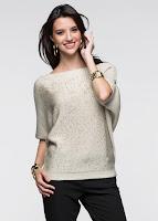 Pulover tricotat grob (bonprix)