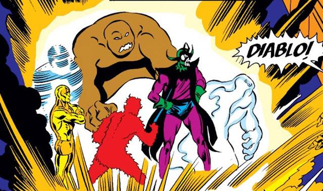 Elementals of Doom