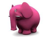 non pensare ad un elefante rosa