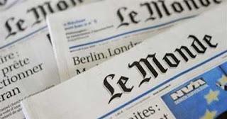 صحيفة لوموند تكشف وثيقة مسربة لمكافحة الارهاب وشن حملات مكثفة