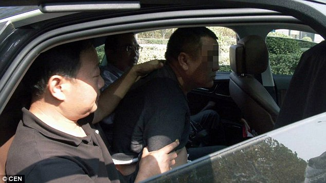 Chinese billionaire arrested after 16 years bank robbery