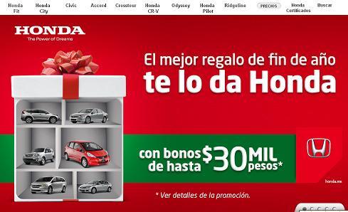 honda Mexico Automoviles Descuentos y promociones para carros y camionetas baratos