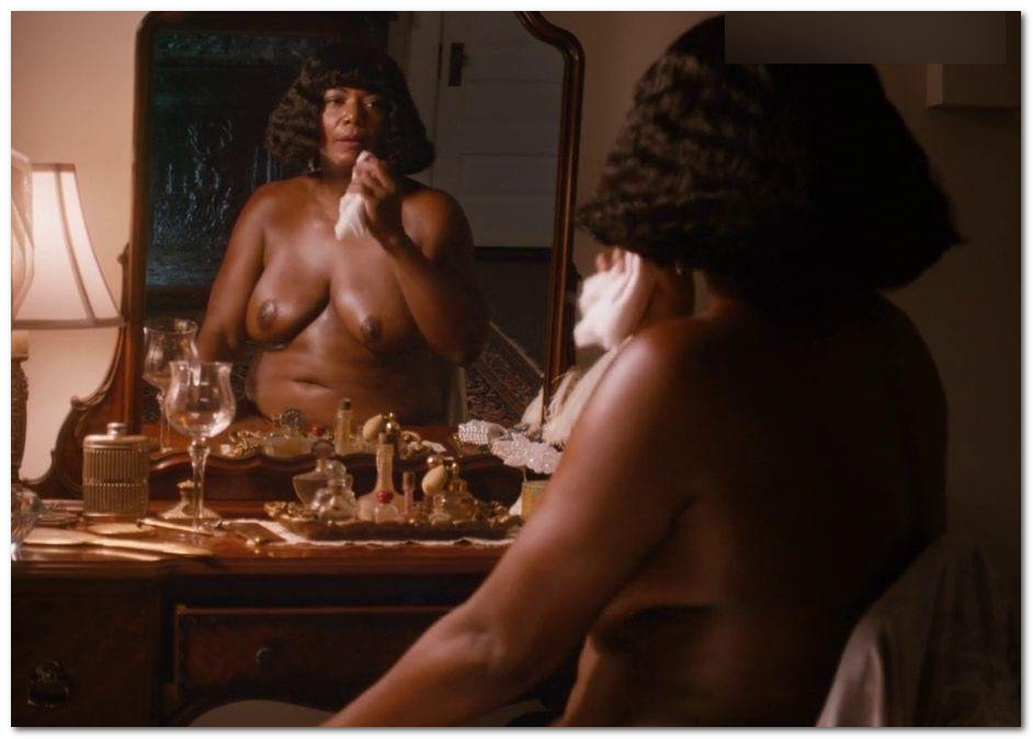 naked pictures of queen latifah