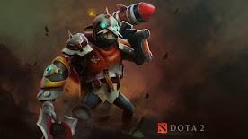 Clockwerk DOTA 2 Wallpapers Fondo