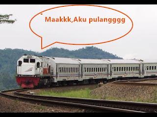 tips mudik naik kereta api supaya aman,nyaman dan lancar