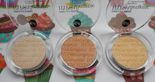 Bell HYPOAllergenic Face & Body Illuminating Powder