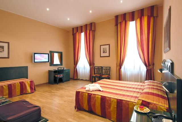 Hotéis no centro histórico de Pisa