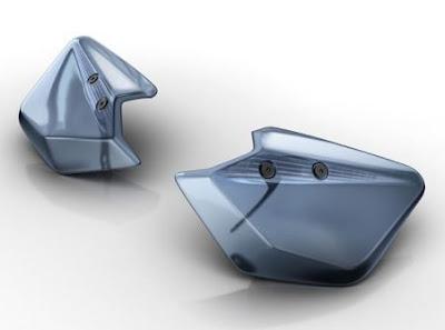 12 New Accessories Yamaha Nmax Original 2019 Design Mewah