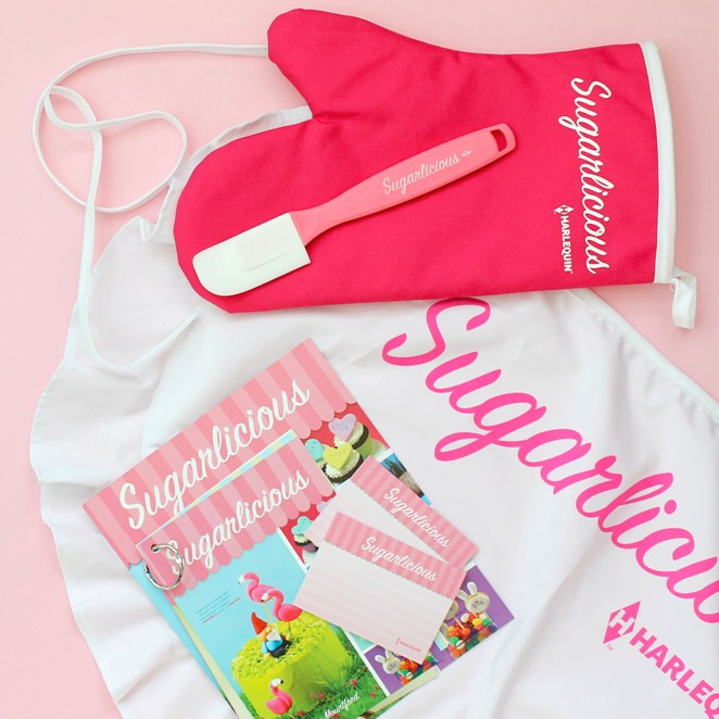 Giveaway | Signed copy of Sugarlicious Book