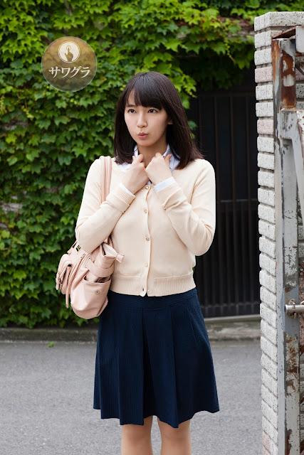 Riho Yoshioka 吉岡里帆 Sensei Shonichi Images 05