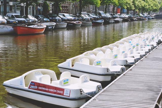 Canal Bike Amsterdam