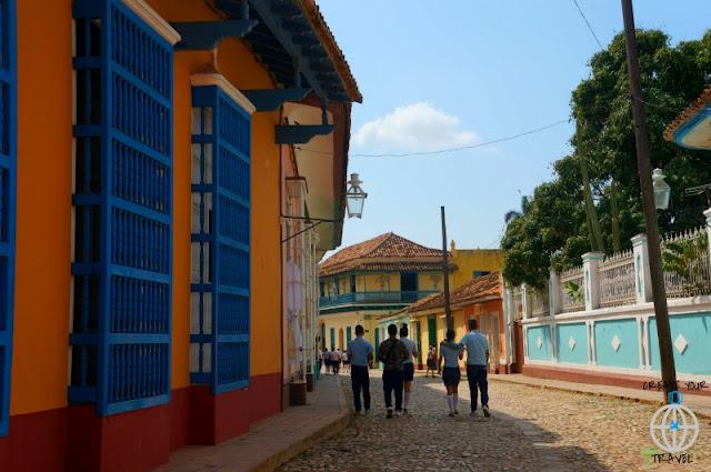ulice trynidadu kuba
