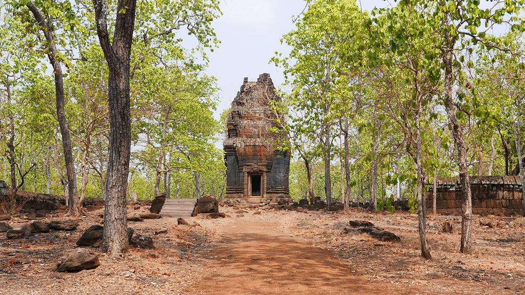 Euriental - Prasat Neang Khmau, Siem Reap, Cambodia