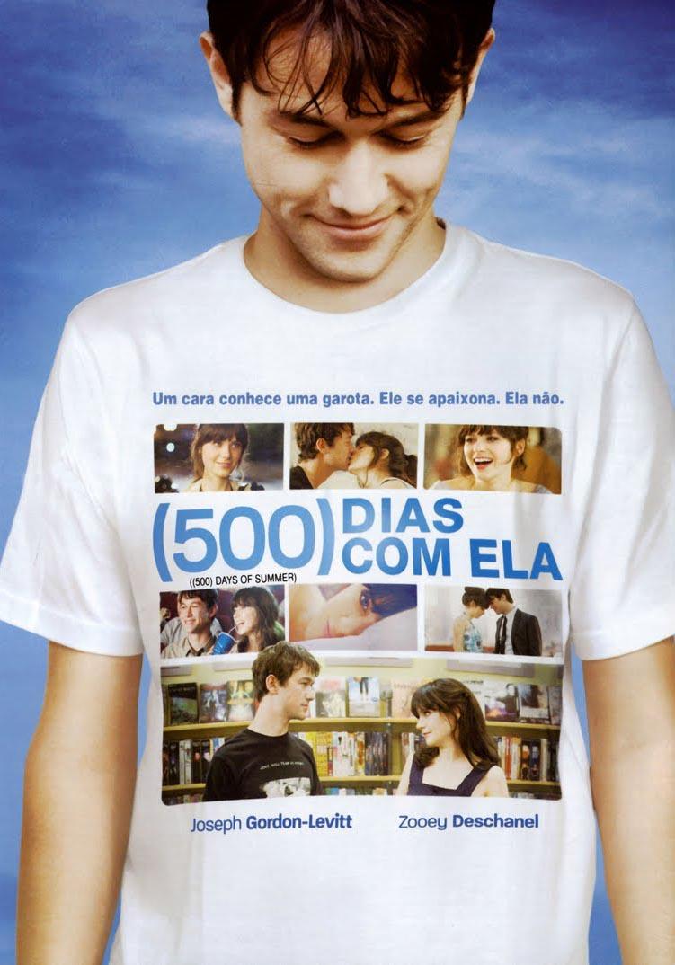 (500) Dias com Ela Torrent – Blu-ray Rip 720p e 1080p Dual Áudio (2009)