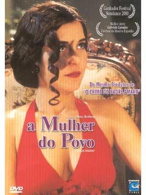 Poster do filme A Mulher do Povo
