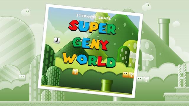 Super Geny World de Stéphane Grare