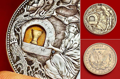 24 Awesome Hobo Nickels.