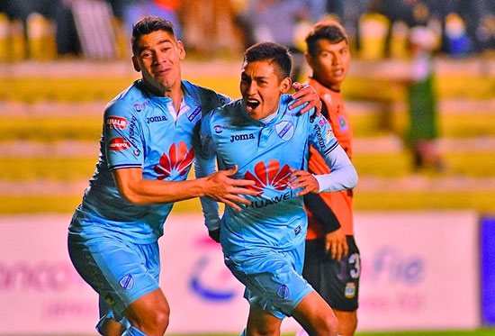 Video Bolivar 5 - Blooming 0 Torneo Apertura