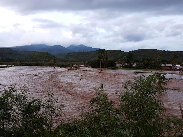 Selain Hutan Gundul, Anggota Dewan Dapil-3 Klaim Jalan Usaha Tani Desa Sari Penyebab Banjir