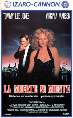 La muerte no miente, Lloyd Fonvielle, 1988, Gotham, Tommy Lee Jones, Virginia Madsen