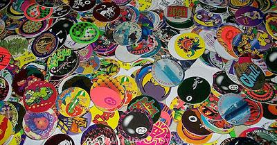 I POG, una delle manie collezionistiche dei primi anni 90