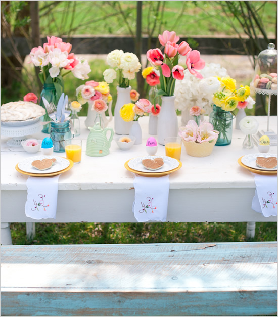 Glorious And Attractive Spring Wedding Decoration Themes
