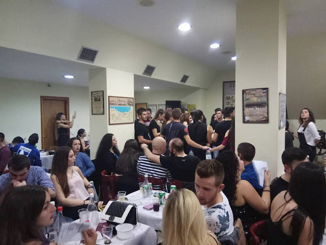 Με Ποντιακό γλέντι υποδέχονται τους πρωτοετείς φοιτητές στη Θεσσαλονίκη