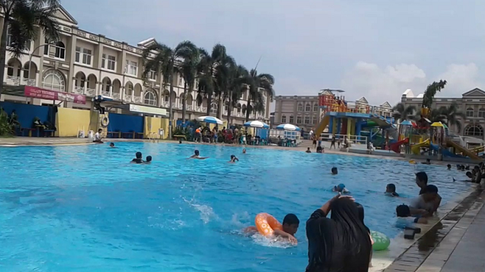 Tempat wisata di Bekasi Galaxy Tirta Mas