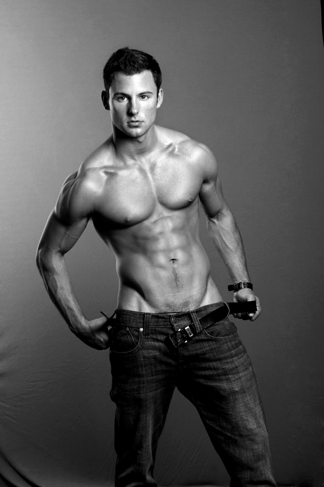 Sexy Male Naked Models