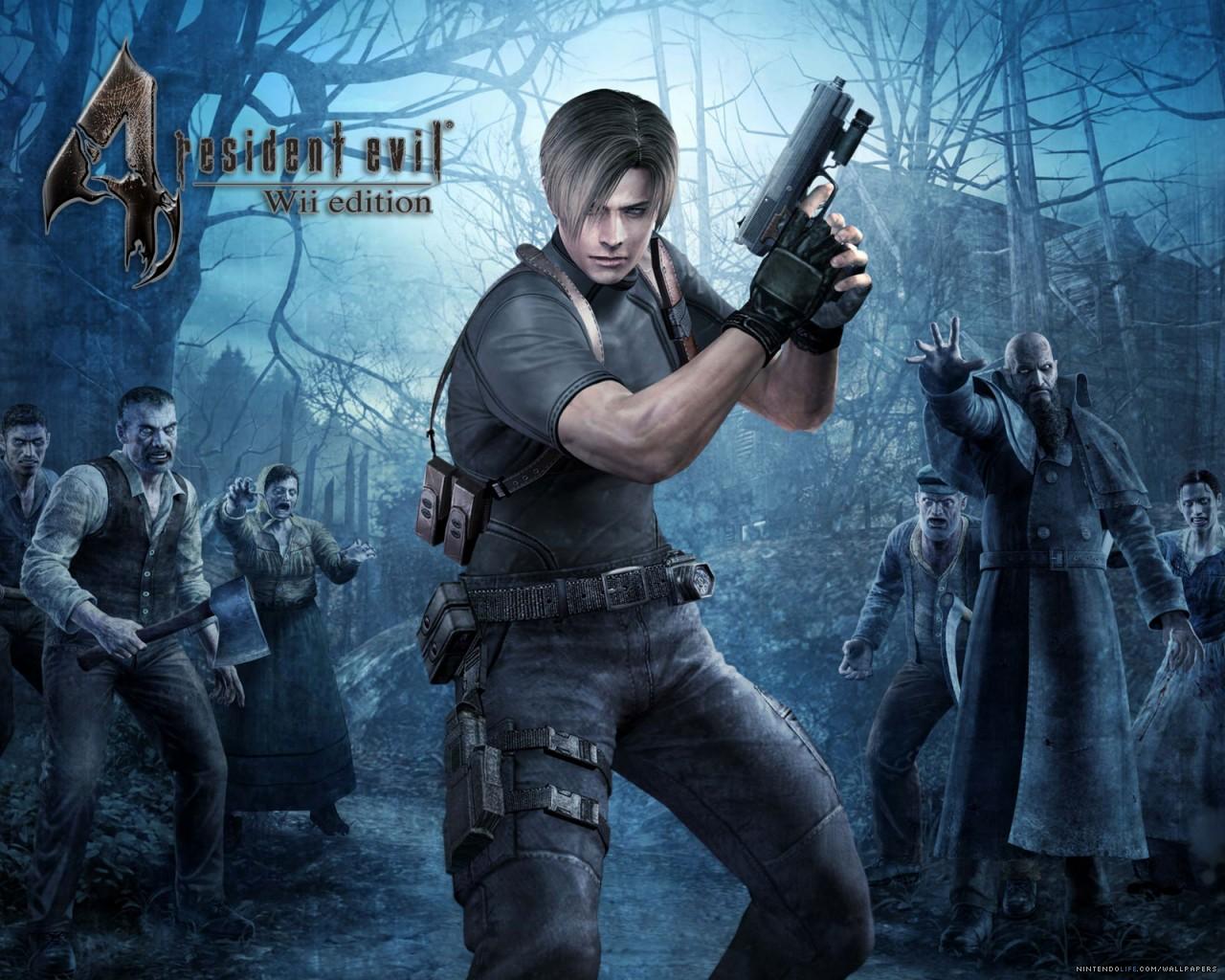 Wallpapers De Resident Evil 4 Imágenes En Taringa